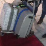 Red carpet Air Transat
