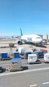 Airplane Air Transat