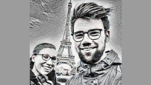 scetch Eifeltoren, Eiffel Tower, Tour eiffel featured