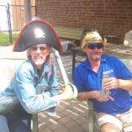Dutch pirate vs Italian cowboy