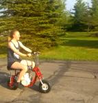 "Mini Bike ""Billy"""