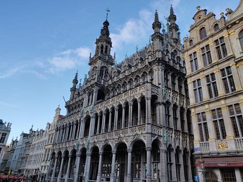 School exchange program Brussels