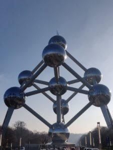 The Atomium Brussels